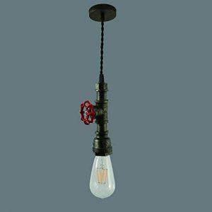 INJUICY Industriel Vintage Retro E27 Edison Steampunk Lampe de la marque INJUICY image 0 produit