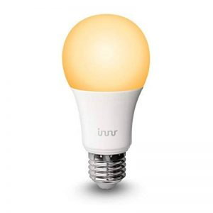 Innr E27 ampoule LED connectée Blanc réglable, 2200K - 5000K (pilotable via smartphone, iOS/Android, compatible avec Hue*) RB 178 T de la marque innr image 0 produit