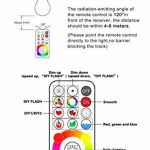 Jayool 10W B22 120 Couleurs LED RGBW Ampoule Changement de Couleur Télécommande (2017 nouveau-3ème génération), Bayonet Timing et Dimmable RGB+lumière du Jour Blanc(6500K) Baïonnette (Lot de 2) de la marque Jayool image 2 produit
