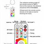 Jayool 10W E27 120 Couleurs LED RGBW Ampoule Changement de Couleur Télécommande (3ème génération), Timing et Dimmable RGB+lumière du jour Blanc(6500K) Edison Screw (Lot de 1) de la marque Jayool image 2 produit