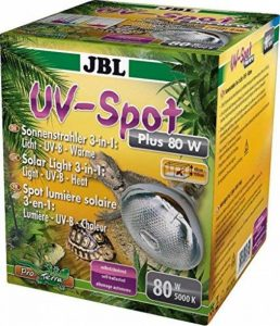 JBL UV-Spot plus 80W, Spot UV ultra-puissant avec spectre de lumière du jour de la marque JBL image 0 produit