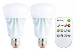 Jedi 563041152 Ampoule LED I W its AE27 806Lm RC 2PC Verre Blanc de la marque Jedi image 0 produit