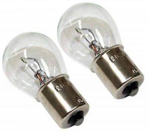 Jeu de 2 ampoules P21W 24V de la marque AERZETIX image 0 produit