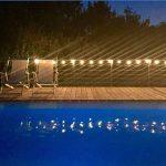 JOYIN Ampoules LED pour G40 Guirlande Guinguette, Chaud Blanc, E12, 1 W, 25 Paquets de la marque JOYIN image 3 produit