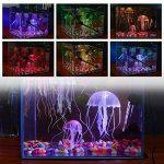 JOYTUTUS Lumière d'aquarium LED Colorée 39cm - Eclairage d'aquarium avec 4 Modes de Flash et Télécommande, Luminosité et RGB Réglable de la marque JOYTUTUS image 4 produit