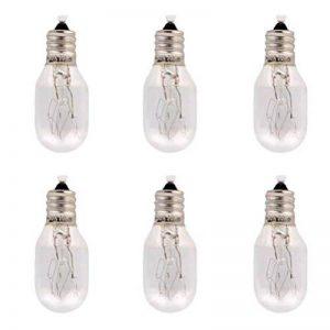 juanxian 120V 15W Lampe de sel de l'Himalaya Ampoules à Incandescence de Remplacement W3552 de la marque juanxian image 0 produit