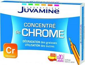 Juvamine 071150 Concentre de Chrome 20 Ampoules de la marque JUVAMINE image 0 produit
