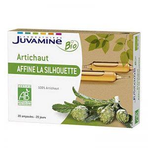Juvamine Bio 100% Artichaut 20 Ampoules de la marque JUVAMINE image 0 produit