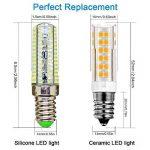 KDP E14-7W Ampoule LED, 550LM (Equivalent 60W Ampoules halogènes/Incandescente) Blanc Chaud 3000K, 360° angle de faisceau, 220-240V, Lot de 2 de la marque KDP image 1 produit