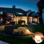 KINDEEP 2-Pack R7S Ampoule LED céramique 118mm 12W, 100W halogène équivalent d'ampoule, Lumière du jour Blanc 6000K, 220V-240V, 360 ° Angle de faisceau, 2-pack [Classe énergétique A +] de la marque KINDEEP image 1 produit