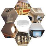 KINDEEP Ampoule LED GX53 - 7W / 550LM, remplacement à incandescence 50W, blanc chaud 3000K, non gradable, 220-240V, lot de 4 de la marque KDP image 2 produit