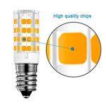KINDEEP E14-5W Ampoule LED, 400LM (Equivalent 40W Ampoules halogènes/Incandescente) Blanc Chaud 3000K, 360° angle de faisceau, Pack de 2 de la marque KINDEEP image 2 produit