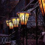 KINDEEP LED E27 Ampoule Flamme 360° Brûlant Fire Effet, 3 Modes Ampoule Lampe Retro Vintage Décoration pour Noël, Halloween, Festival, Fête, Mariage Intérieure Festival Déco, Pack de 1 de la marque KINDEEP image 4 produit