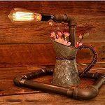 KINGSO 3Pack, ST6460W 220V 60W vintage antique edison carbone filamnet clair la Ampoule en verre Style de la marque KINGSO image 2 produit