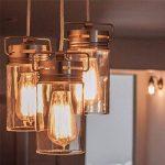 KINGSO 6pack E27 Ampoule Edison à Incandescence Vintage ST64 60W 220V Lampe Tungstène Décorative Ampoule Filament Classique Antique Dimmable Blanc Chaud de la marque KINGSO image 4 produit