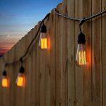 KINGSO 6pack E27 Ampoule Edison à Incandescence Vintage ST64 60W 220V Lampe Tungstène Décorative Ampoule Filament Classique Antique Dimmable Blanc Chaud de la marque KINGSO image 2 produit