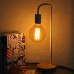 KINGSO Ampoules à Incandescence Lampe Edison 40W 220V G125 Globe Rétro Ampoule Vintage Antique de la marque KINGSO image 2 produit