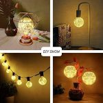 KINGSO E27 3W Globe Edison Lampe G95 AC85-265V Ampoule LED Vintage Lumières Colorée pour Noël Blanc Chaud de la marque KINGSO image 2 produit