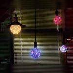 KINGSO E27 3W Globe Edison Lampe G95 AC85-265V Ampoule LED Vintage Lumières Colorée pour Noël Blanc Chaud de la marque KINGSO image 3 produit