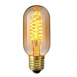 KINGSO E27 40W T45 Ampoule Edison Filament De Tungstène Lampe à Incandescence Classique Vintage Antique 220V de la marque KINGSO image 0 produit