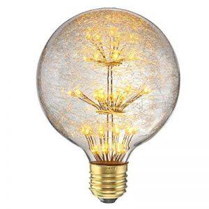 KINGSO E27 Ampoule LED Edison Lampe Décorative G95 3W 85-265V Globe 150LM Vintage Antique Rétro Non Dimmable de la marque KINGSO image 0 produit