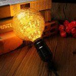 KINGSO E27 Ampoule LED Edison Lampe Décorative G95 3W 85-265V Globe 150LM Vintage Antique Rétro Non Dimmable de la marque KINGSO image 1 produit