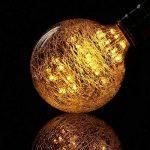 KINGSO E27 Ampoule LED Edison Lampe Décorative G95 3W 85-265V Globe 150LM Vintage Antique Rétro Non Dimmable de la marque KINGSO image 2 produit