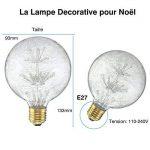 KINGSO E27 Ampoule LED Edison Lampe Décorative G95 3W 85-265V Globe 150LM Vintage Antique Rétro Non Dimmable de la marque KINGSO image 4 produit