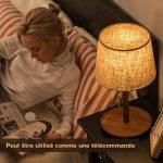 Kit Ampoule LED E27 Dimmable - Lampe Led Variateur 10W Blanc chaud/Blanc froid/Blanc naturel - Ampoules de Scène Ambiance avec Télécommande Sans Fil Autonomie 10 Ans, Couleur et Luminosité Réglable de la marque ATSHARK image 3 produit
