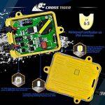 Kit Xénon HID Phares Avant Haute Performance Rapid Demarrage 110 W 9–36V 11000lm 6000K Bi-Xenon 9005 HB3 Ampoule+Ballast Xenon pour voiture de la marque Rodom Ambesic image 2 produit
