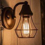 KJLARS Vintage Ampoule Edison E27 ST58 25W Ampoules à incandescence Rétro Ampoule de la marque KJLARS image 2 produit