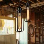 KJLARS Vintage Ampoules Edison T185 E27 25W nostalgique tube de flûte Edison Ampoule Rétro Ampoules incandescence (2 Pack) de la marque KJLARS image 2 produit