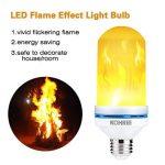 Kohree LED Ampoule Flamme Effect E27 LED Flamme Vacillant Flickering 2835 L Lot de 2 de la marque Kohree image 4 produit