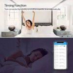 Koogeek Ampoule wifi LED E27 Intelligente 8W Dimmable Lumière 16 millions de couleurs pour Apple Homekit Siri Télécommande 2700-6000K de la marque Koogeek image 4 produit