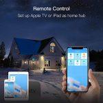 Koogeek WiFi Ampoules par Smart Douille à Vis Adaptateur de Base de Lampe avec Apple HomeKit Siri et Home APP E27,Blanc de la marque Koogeek image 3 produit