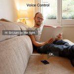 Koogeek WiFi Ampoules par Smart Douille à Vis Adaptateur de Base de Lampe avec Apple HomeKit Siri et Home APP E27,Blanc de la marque Koogeek image 2 produit
