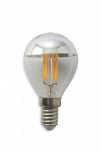 Kooper 2415695Ampoule Bulbe LED culot E14, 4W, Argent de la marque Kooper image 0 produit