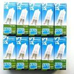 Kosnic Lot de 10 ampoules halogènes à intensité variable Culot G9 28 W (équivalent 40W) Catégorie énergétique C 370 lm de la marque Kosnic image 4 produit