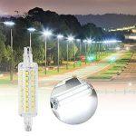 Kreema XCSOURCE Ampoule Maïs J78 78MM Base R7S Lumière LED 3014 SMD, Ampoule Maïs Remplacement Halogène 10W, Lampe à Economie d'énergie CA220V Blanc Froid LD1252 de la marque Kreema image 2 produit