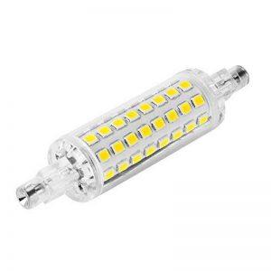 Kreema XCSOURCE Ampoule Maïs J78 78MM Base R7S Lumière LED 3014 SMD, Ampoule Maïs Remplacement Halogène 10W, Lampe à Economie d'énergie CA220V Blanc Froid LD1252 de la marque Kreema image 0 produit