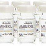 L'Oréal Professionnel Programme Avancé Anti-chute Double Action Aminexil Advanced à l'Oméga-6 Nutri Complexe et Aminexil Série Expert 10x6ml de la marque L'Oréal Professionnel image 1 produit
