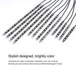 La Bande LED Light, 12 Pièces Rétro-éclairage Kits Bias Lighting Multicolor LED sans Fil à Distance SMD lumière Clignotante étanche, pour la TVHD, Moto, Décoration de la marque Ironheel image 4 produit
