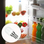 LAKES E14 LED Ampoule pour Réfrigérateur, 2W E14 Lumière (Equivalent à Halogène 25W), Congélateur Lampe 6000 K (Blanc Froid) 5 packs de la marque LAKES image 3 produit