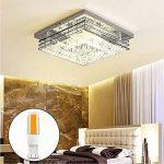 LAKES G9 Ampoule LED, 270LM 35W Ampoule halogène équivalente, 3000K blanc chaud, 6-pack de la marque LAKES image 1 produit