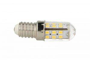 Lampada Led E14 12V 24V 4W Bianco Caldo de la marque LEDLUX image 0 produit