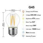 lampadaire ampoule filament TOP 10 image 2 produit