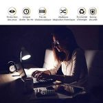 Lampaous® 7w led gu10, blanc froid 6000k, 450lumen équivalent 50 watts, 230VAC, non dimmable, lot de 10 ampoules. de la marque Lampaous image 3 produit
