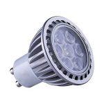 Lampaous GU10 led 7w blanc froid ampoules disponibles 70w halogène de rechange 600lm 6000k 230V AC lot de 10 Non dimmable de la marque Lampaous image 2 produit