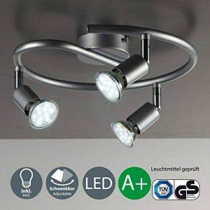 lampe 3 ampoules TOP 1 image 0 produit