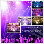 Lampe de Scène, GUSODOR LED Spot Éclairage à Télécommande&Commande Sonore Feux de Balle Magique en Cristal DMX Sonore/Musique Jeux de Lumière pour DJ Disco Bar KTV Soirée Anniversaire Mariage Fête de la marque GUSODOR image 4 produit